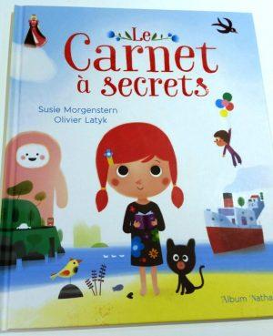 carnet a secret