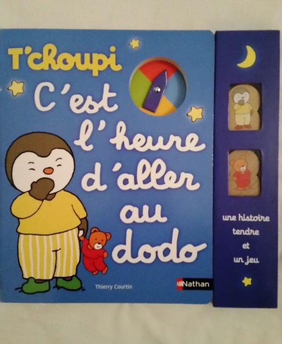 C 39 est l 39 heure d 39 aller au dodo avec tchoupi mamans mais pas que - Tchoupi et dodo ...