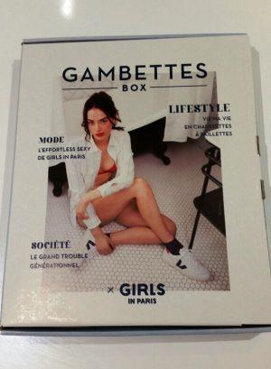 gambettes box octobre 2016