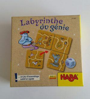 labyrinthe du genie