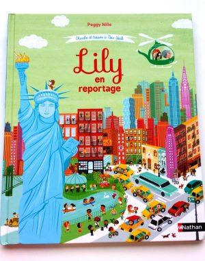lily en reportage