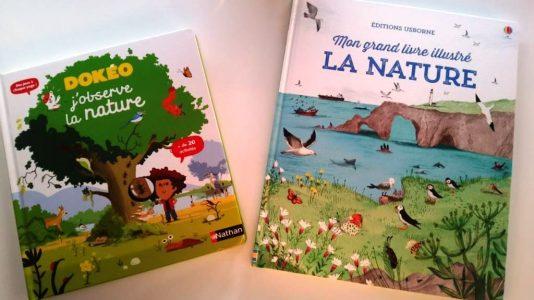 livres sur la nature