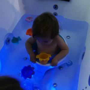 indispensables bebe bain