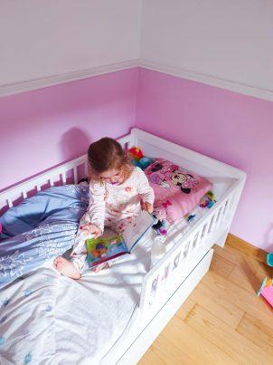passage au lit de grand