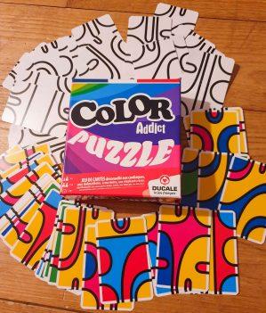 avis color addict puzzle
